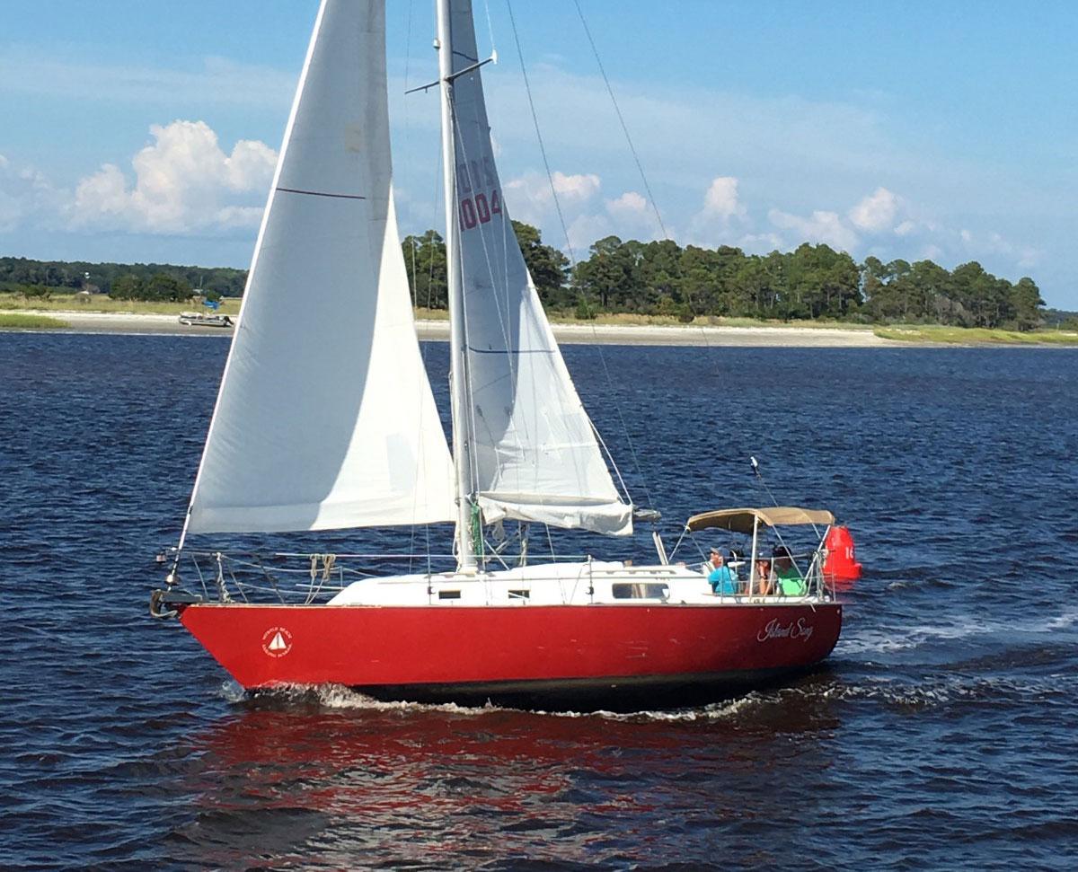island-song-sailing Student Rentals