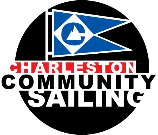 charleston community sailing logo